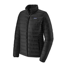 Patagonia Down Sweater Womens Jacket, Black, 256