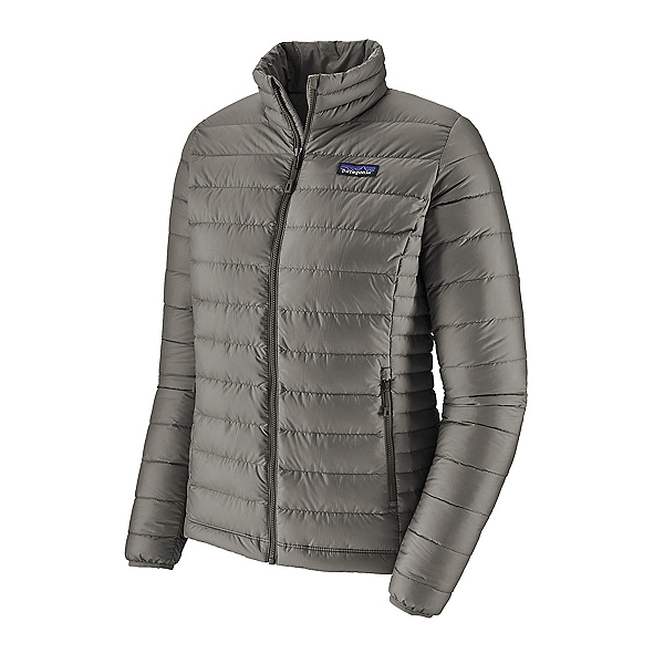 Patagonia Down Sweater Womens Jacket, Feather Grey, 600