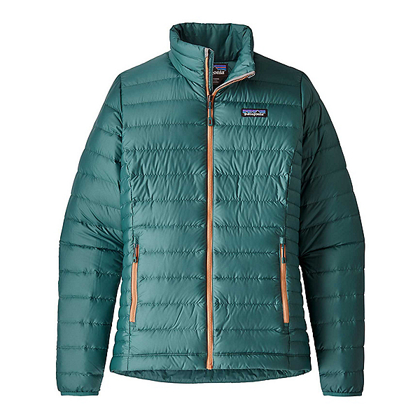 Patagonia Down Sweater Womens Jacket, Tasmanian Teal, 600