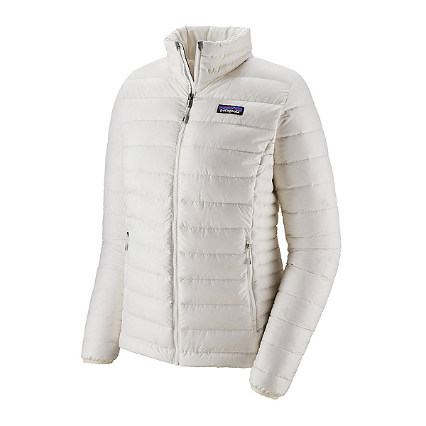 Patagonia Down Sweater Womens Jacket, Birch White, 600