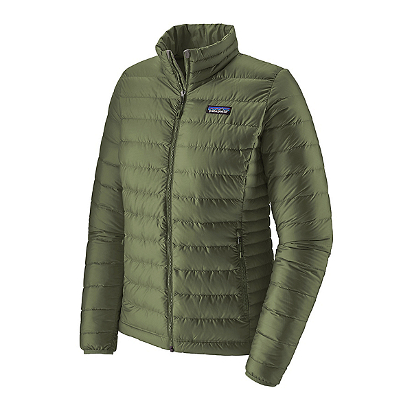 Patagonia Down Sweater Womens Jacket, Camp Green, 600