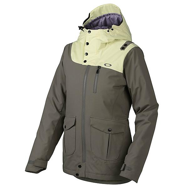 Oakley 10-4 Womens Insulated Snowboard Jacket, , 600
