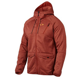 Oakley Fuel Tank Fleece Mens Jacket, Burnt Henna, 256