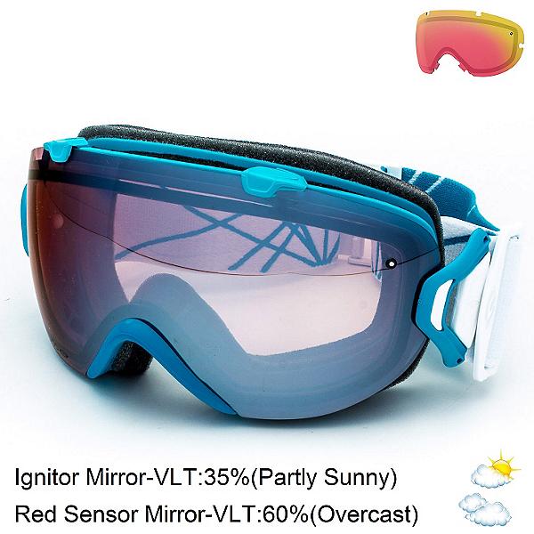 Smith I/OS Womens Goggles, , 600