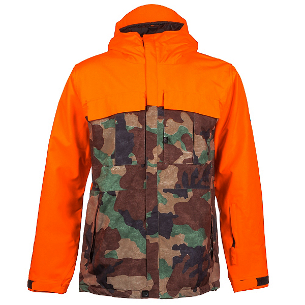 686 Authentic Moniker Mens Insulated Snowboard Jacket, , 600