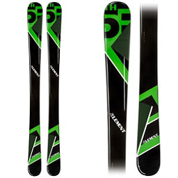 5th Element Green Machine Kids Skis, Green-Black, 256