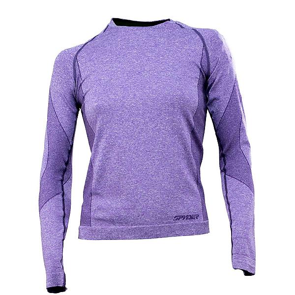 Spyder Runner Long Sleeve Womens Long Underwear Top, , 600