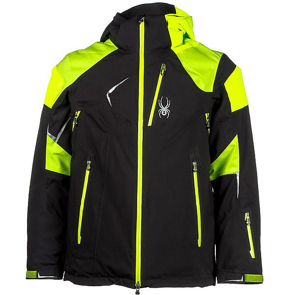 Spyder ski jacket material