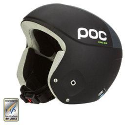 POC Skull Orbic Comp Helmet, Uranium Black, 256