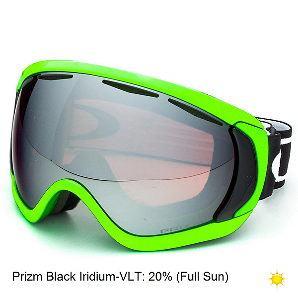 Oakley Canopy 80s Green Collection Goggles  600  sc 1 st  Skis.com & Oakley Canopy 80s Green Collection Goggles 2015