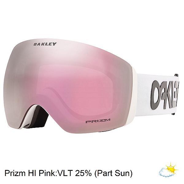 Oakley Flight Deck XL Prizm Goggles 2020, Part Sun, 600
