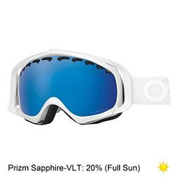 Oakley Crowbar Prizm Goggles, Factory Pilot Whiteout-Prizm S, 256