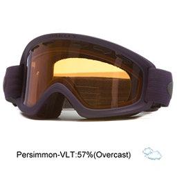 Oakley O2 XS Kids Goggles, Purple Shade-Persimmon, 256