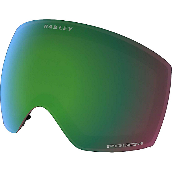 Oakley Flight Deck Goggle Replacement Lens 2020, Prizm Jade Iridium, 600