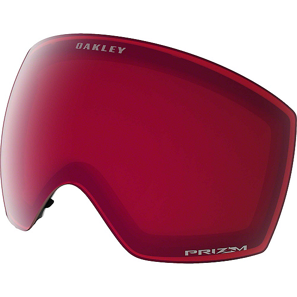 Oakley Flight Deck Goggle Replacement Lens 2020, Prizm Rose, 600