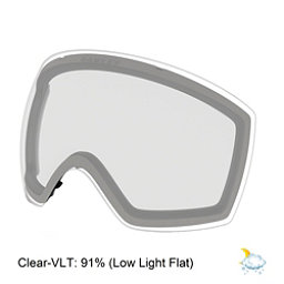 Oakley Flight Deck Goggle Replacement Lens 2018, Clr, 256