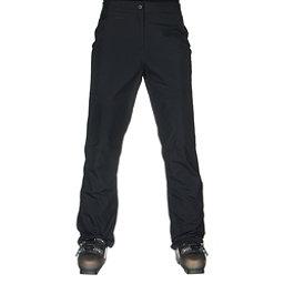Obermeyer Sugarbush Long Womens Ski Pants, Black, 256