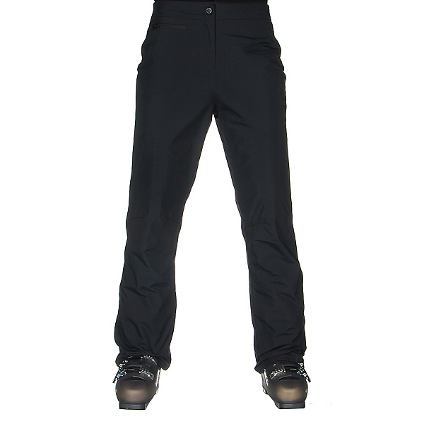 Obermeyer Sugarbush Long Womens Ski Pants, Black, 600