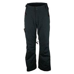 Obermeyer Alpinist Short Mens Ski Pants, Black, 256