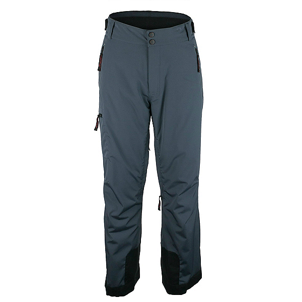 Obermeyer Alpinist Short Mens Ski Pants, Ebony, 600