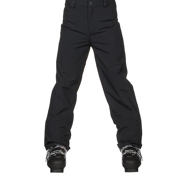 Obermeyer Keystone Teen Boys Ski Pants, Black, 600