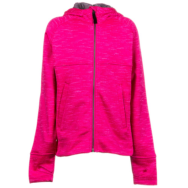 Obermeyer Stevie Fleece Teen Girls Hoodie, , 600