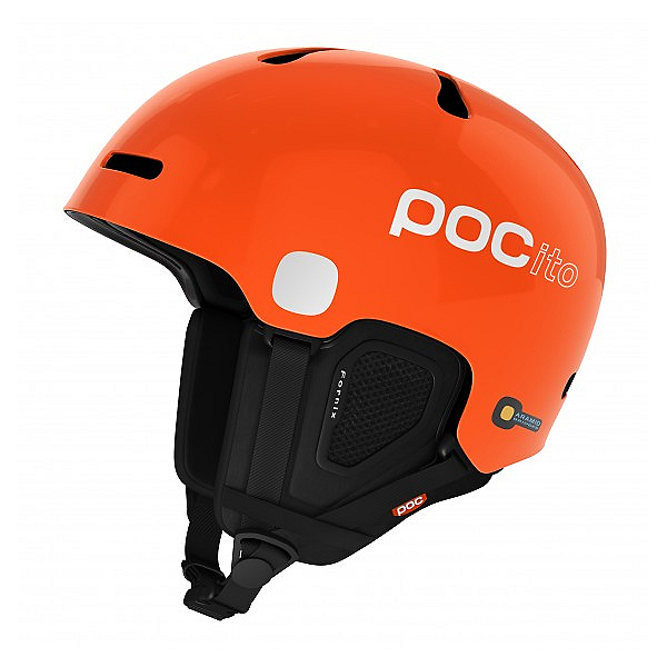POC POCito Fornix Kids Helmet, Pocito Orange, 600