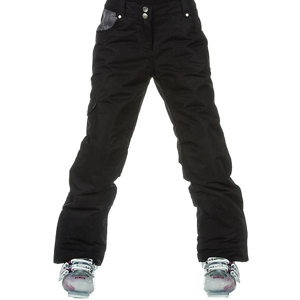 Obermeyer Leilani Teen Girls Ski Pants, Black, 600