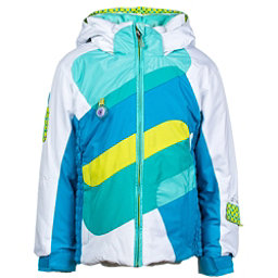 Obermeyer Prism Toddler Girls Ski Jacket, Glacier Blue, 256