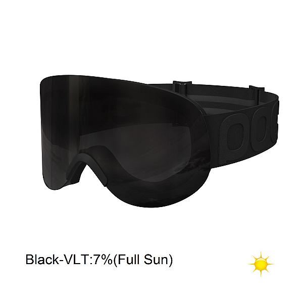 POC Lid Goggles, All Black-Black, 600