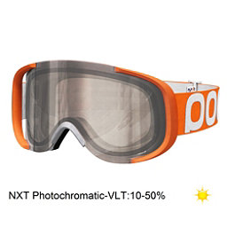 POC Cornea Photo Goggles, Zink Orange-Nxt Photochromatic, 256