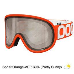 POC Retina Big NXT Goggles, Zink Orange-Orange Sonar, 256