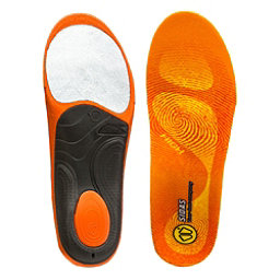 Sidas 3 Feet High Arch Insoles 2018, , 256