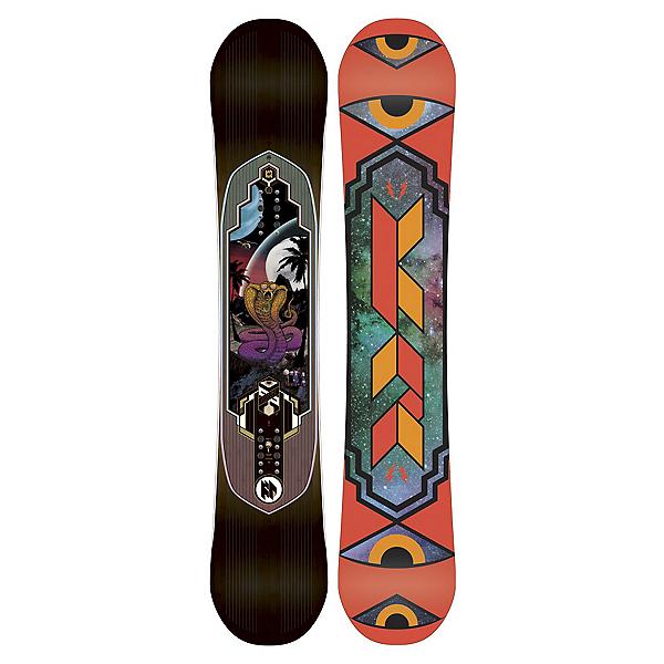 K2 Fastplant Snowboard, , 600
