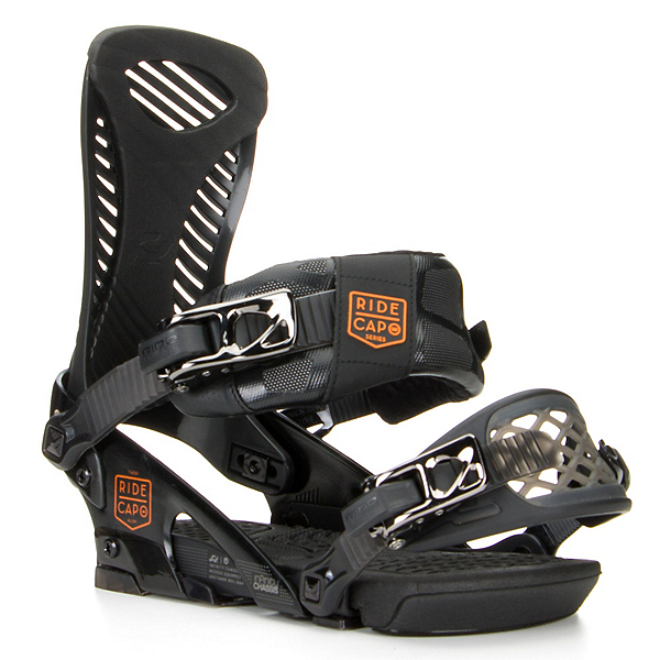 Ride Capo Snowboard Bindings, , 600