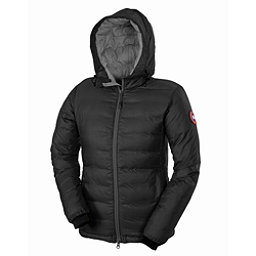 Canada Goose Camp Hoody Womens Jacket, Black, 256