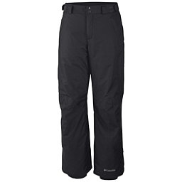 Columbia Bugaboo II Big Mens Ski Pants, Black, 256