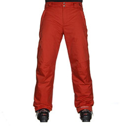 Columbia Bugaboo II Big Mens Ski Pants, Rust Red, 256