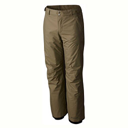 Columbia Bugaboo II Big Mens Ski Pants, Sage, 256