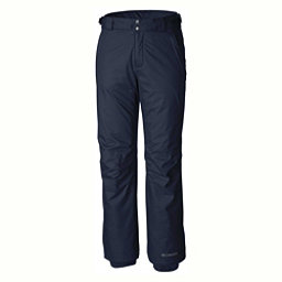Columbia Bugaboo II Big Mens Ski Pants, Collegiate Navy, 256