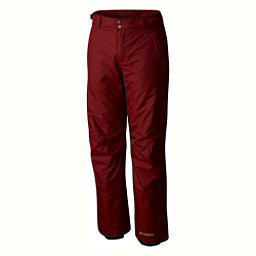 Columbia Bugaboo II Big Mens Ski Pants, Deep Rust, 256
