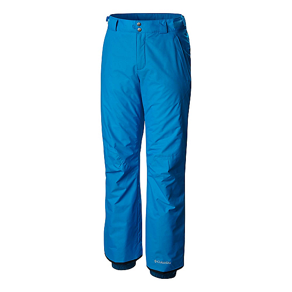 Columbia Bugaboo II Tall Mens Ski Pants, Dark Compass, 600