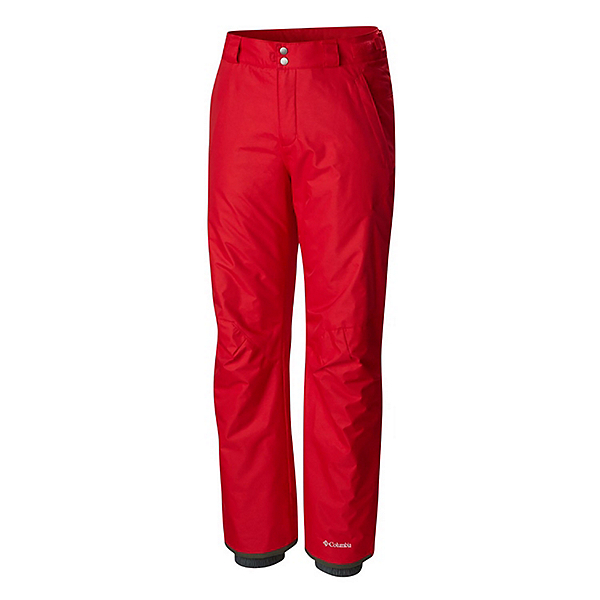 Columbia Bugaboo II Tall Mens Ski Pants, Mountain Red, 600