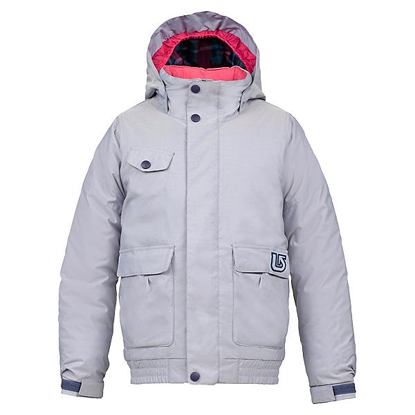Burton Twist Bomber Girls Snowboard Jacket, Chambray, 600