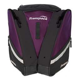 Transpack Compact Pro Ski Boot Bag 2017, Plum-Silver Electric, 256
