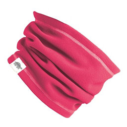 Turtle Fur Micro Fur Single Layer Neck Warmer, Pink Paradise, 256