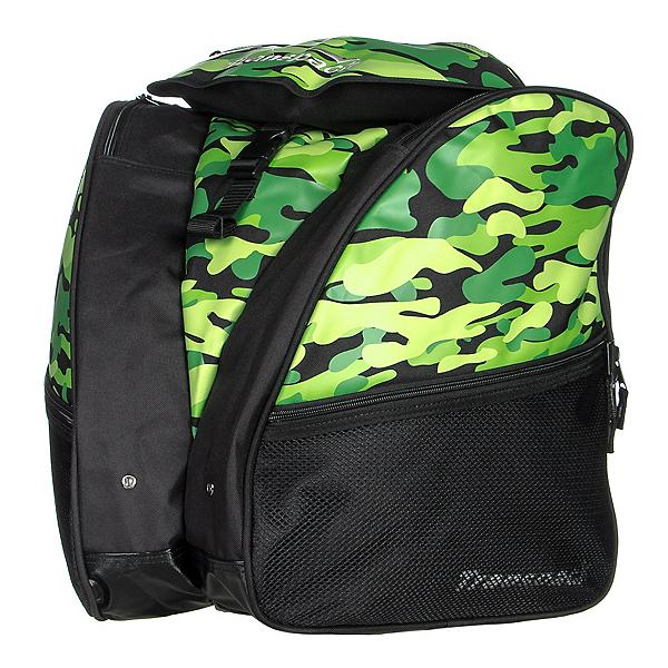 Transpack XT1 Ski Boot Bag, Green Camo, 600
