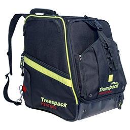 Transpack Heated Boot Pro Ski Boot Bag 2019, Black-Yellow Electric, 256