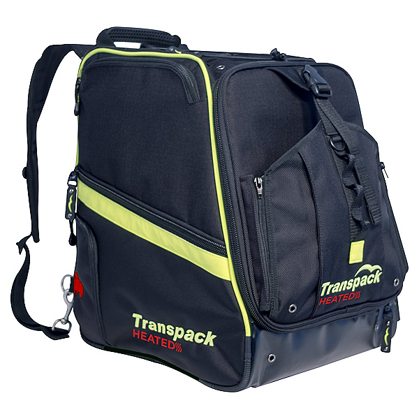 Transpack Heated Boot Pro 2022, Black-Yellow Electric, 600
