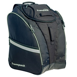 Transpack Competition Pro Ski Boot Bag 2019, Black-Silver Electric, 256